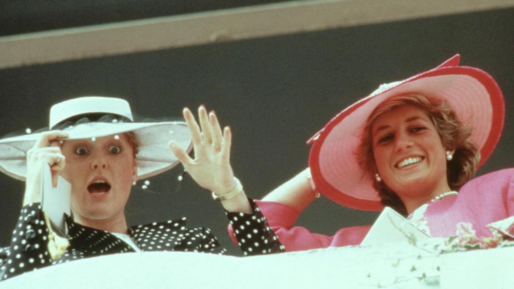 Sarah Ferguson und Prinzessin Diana waren eine Zeit lang enge Freundinnen.