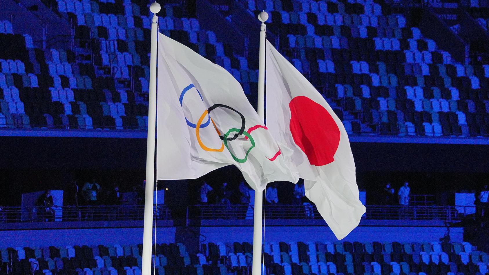 Die Organisatoren werden für die Verschwendung der Lebensmittel bei den Olympischen Spielen heftig kritisiert.