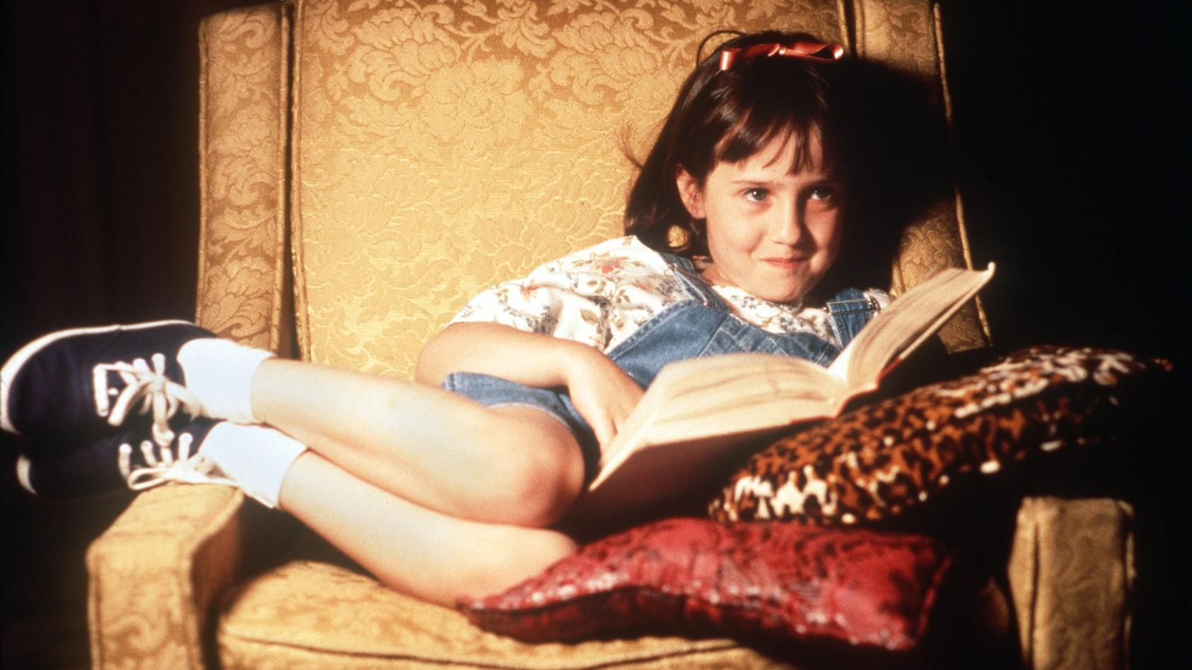 "Kinospaß für Kleine: Roald-Dahl-Verfilmung ""Matilda"""
