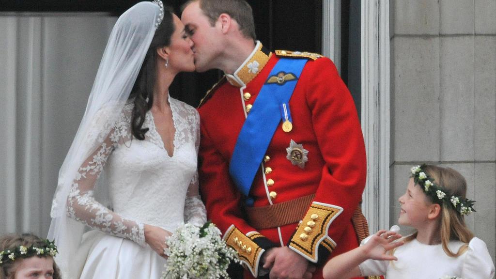 Am 29. April 2011 heirateten Prinz William und Herzogin Kate.