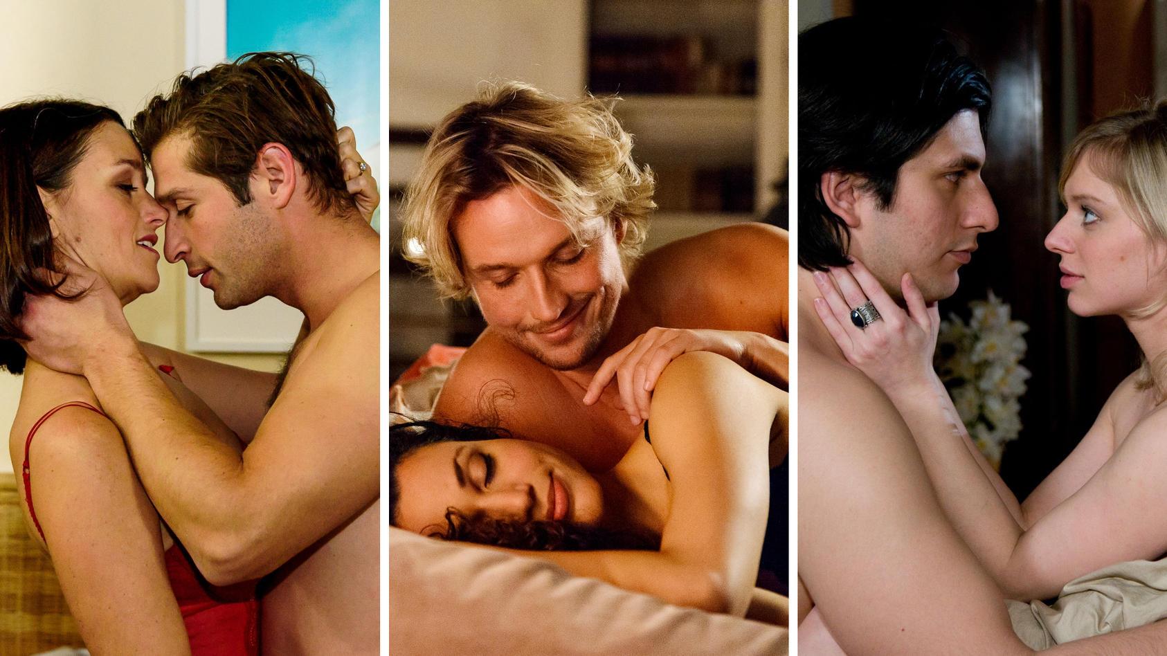 In 15 Jahren AWZ-Geschehen gab es viele leidenschaftliche Momente. Doch wie viele Sex-Szenen gab es genau? Wir haben nachgezählt.