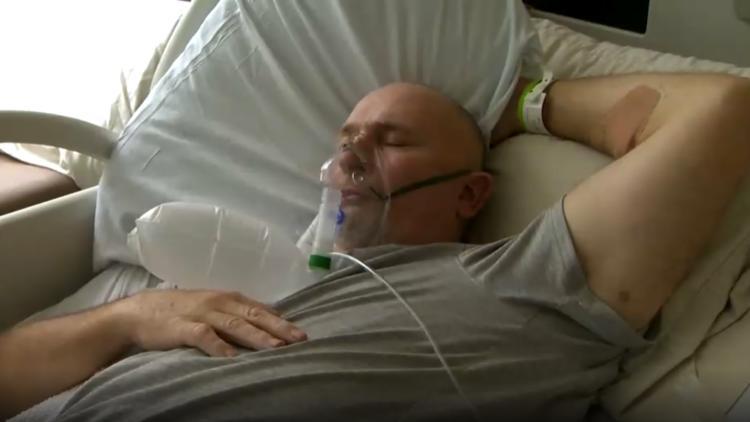 Er bereut seine Entscheidung - Impfverweigerer erkrankt an COVID