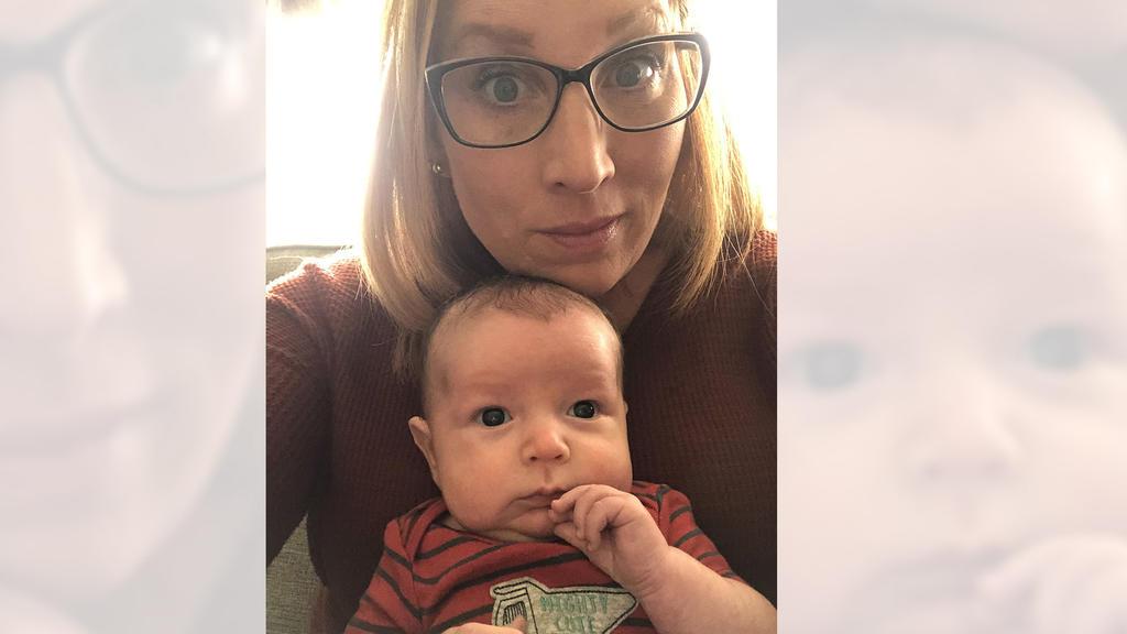Ryan Renee France ist zum sechsten Mal Mutter geworden, obwohl sie eigentlich schon in den Wechseljahren war.