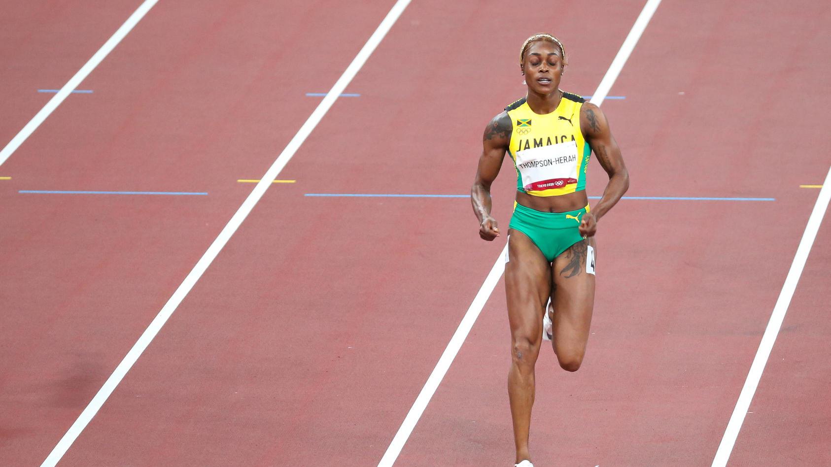 Olympiasiegerin!