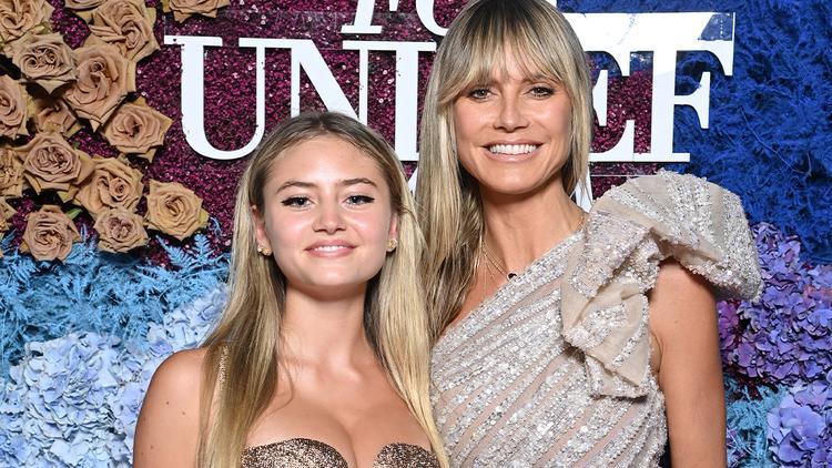 Premiere für Leni - Heidi Klum mit Tochter auf Red Carpet