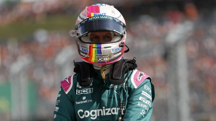 Zu wenig Sprit im Tank - Vettel droht Disqualifikation!