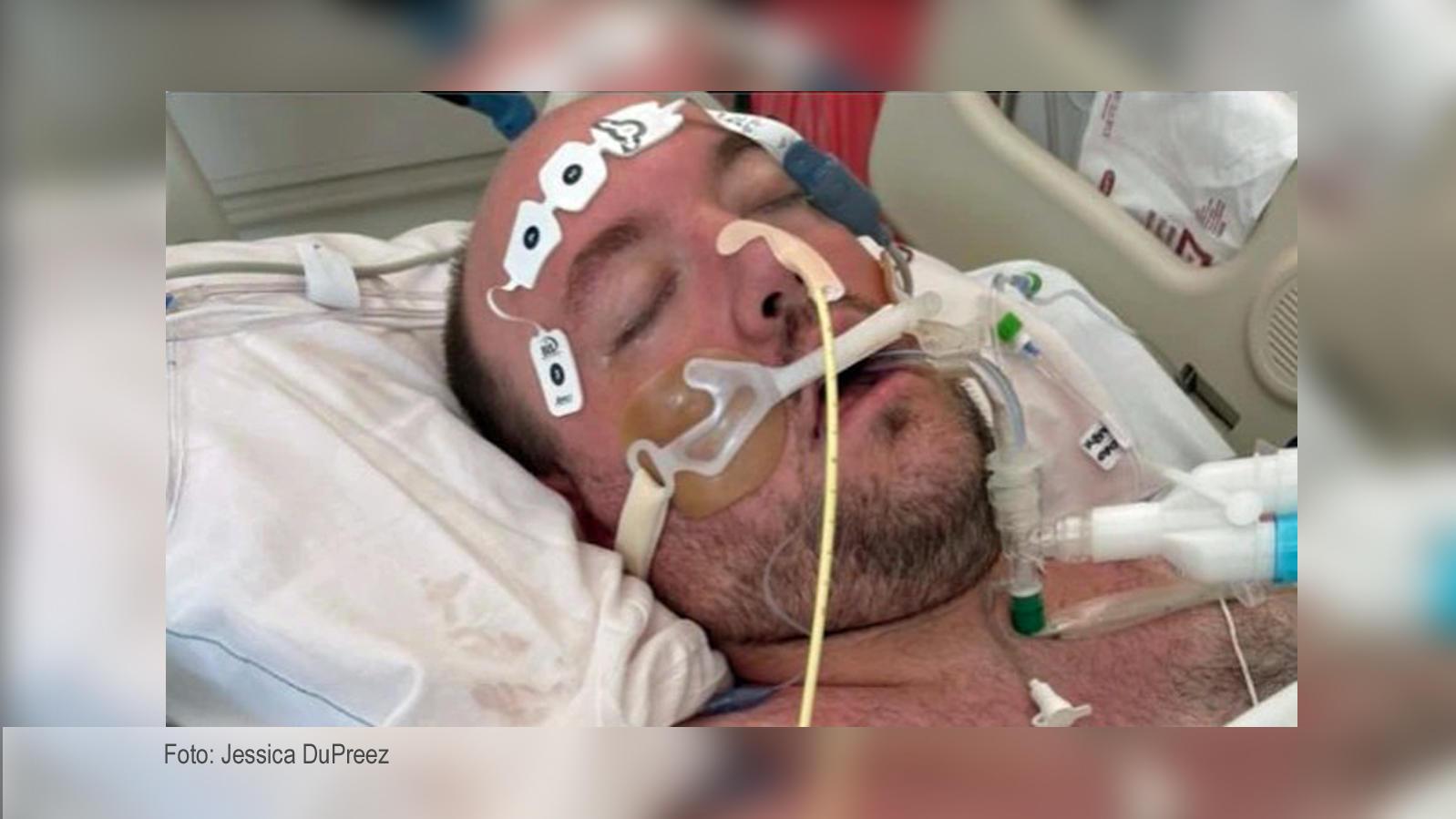 Die Ärzte kämpften vergeblich um Michael Freedys Leben. (Foto: Jessica DuPreez)