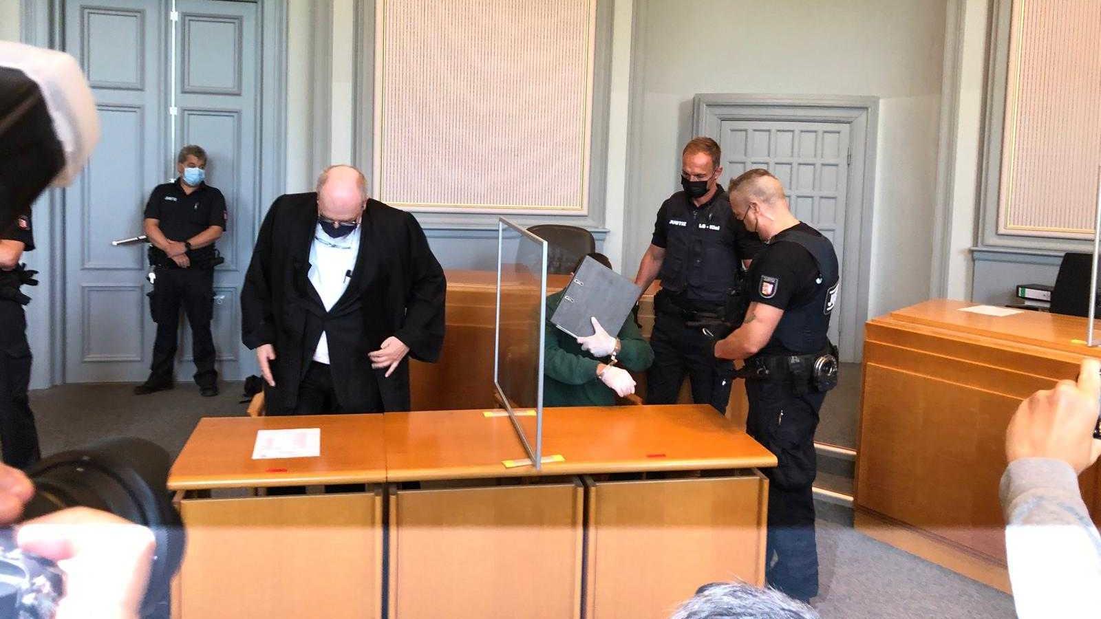 Timo M. soll zwei Frauen umgebracht haben.