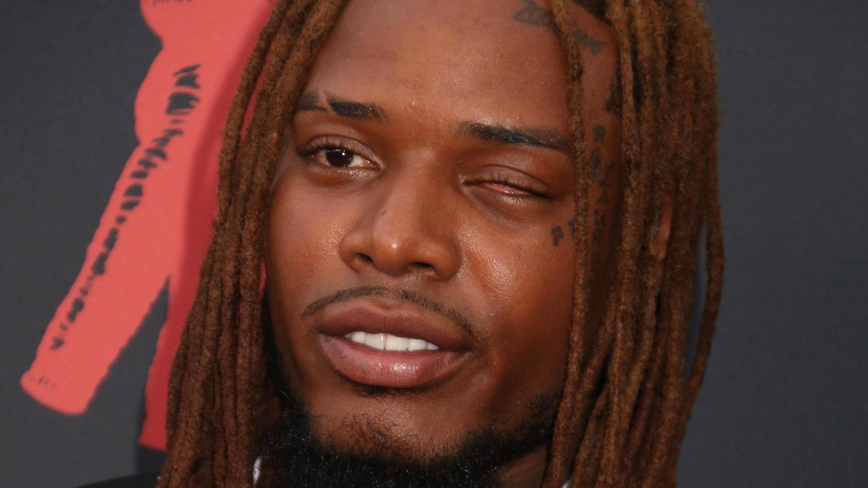 Rapper Fetty Wap trauert um seine Tochter Lauren.
