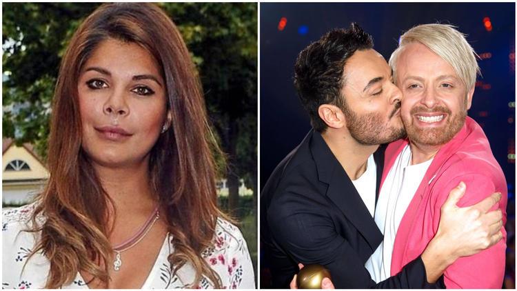 "Indira Weis ist stinksauer! - Giovanni Zarrella & Ross Anthony feiern ""Bro'Sis""-Reunion"