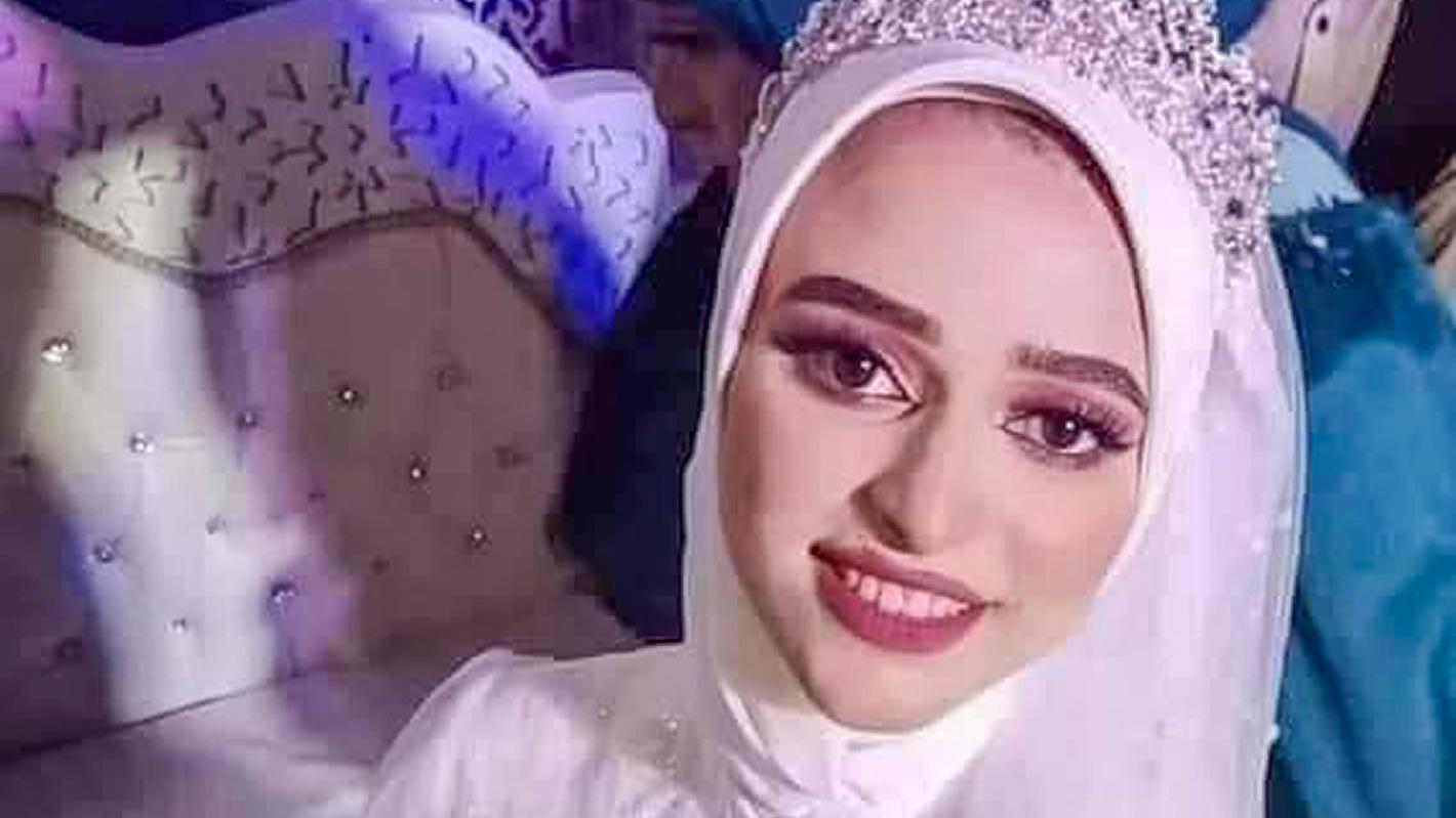 Eine junge Ägypterin ist kurz nach ihrer Hochzeit an einem Herzinfarkt gestorben.