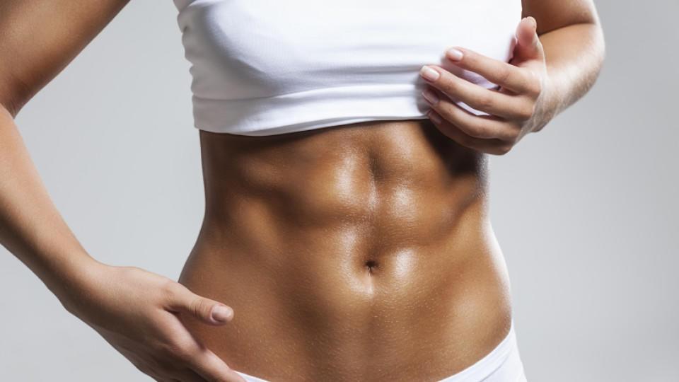 Kann man wirklich nach 10 Tagen so einen durchtrainierten und flachen Bauch haben? (Symbolfoto)