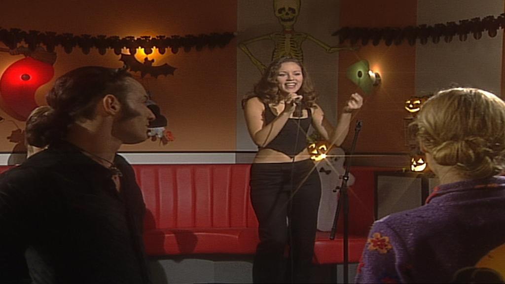 """1997 war Jasmin Wagner schon mal bei """"Gute Zeiten, schlechte Zeiten"""" zu sehen."""