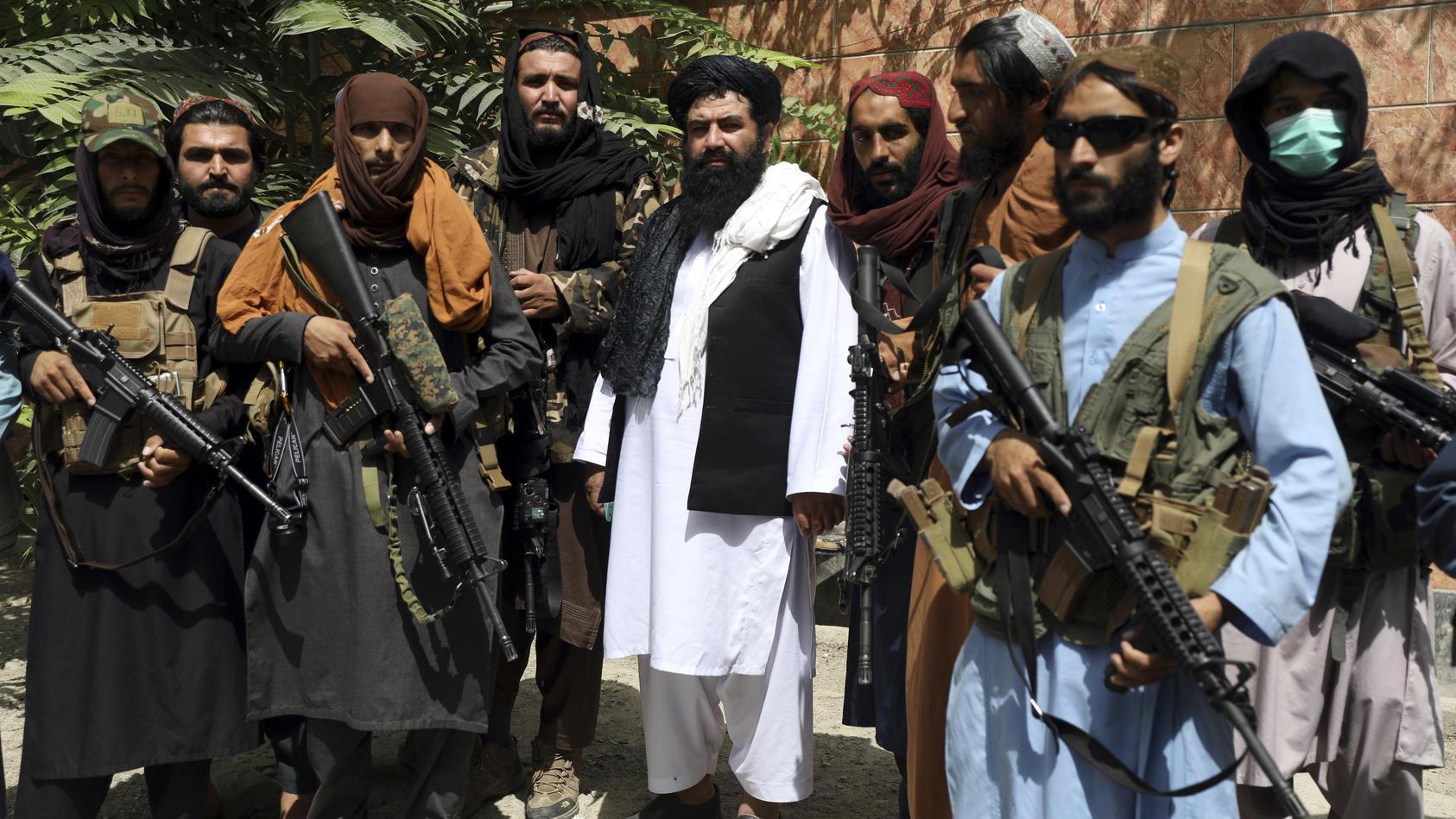Taliban sollen keinen Zugriff auf weitere Währungsreserven erhalten.