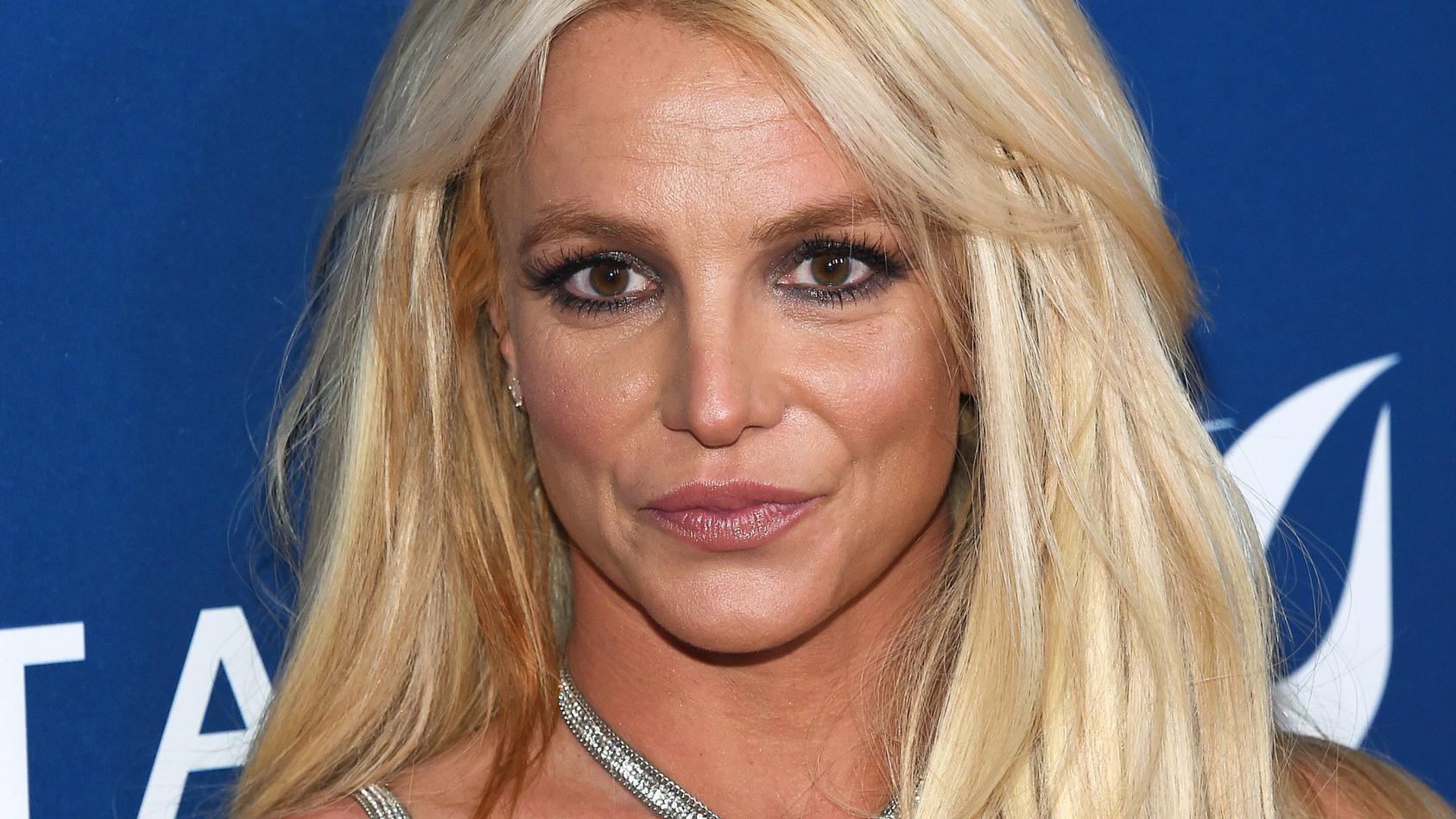 So sieht Britney Spears nicht mehr aus