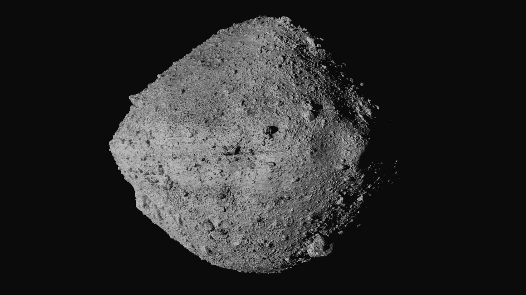 Der Asteroid Bennu könnte die Erde treffen und die Infrastruktur beschädigen.