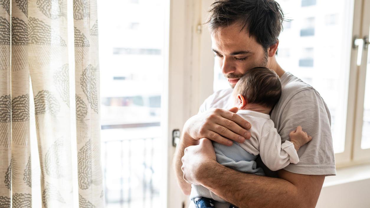 Von Anfang an dabei: 10 Tage Freistellung soll es Vätern und Elternteilen ermöglichen, mit der Familie zu starten und der Mutter Erholung zu ermöglichen.