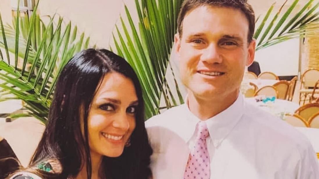 Witwe Sarah brachte nach dem Tod ihres Mannes Scott den gemeinsamen Sohn Hayes zur Welt.