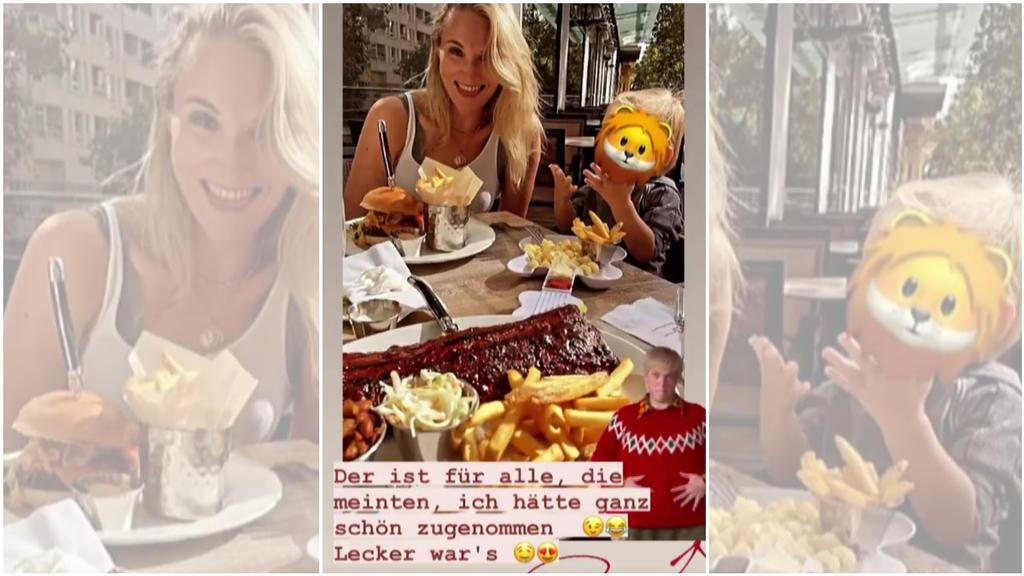 So dementiert Anna Hofbauer die Schwangerschaftsgerüchte