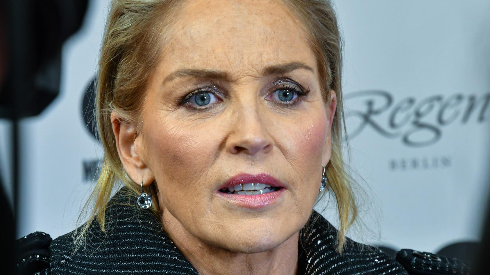 Sharon Stone trauert um ihren Neffen River.