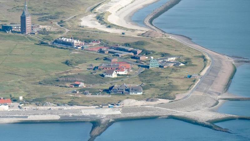 Die ostfriesische Insel Wangerooge. Foto: Sina Schuldt/dpa/Archivbild