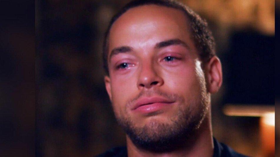 Andrej Mangold hat häufig rote Augen
