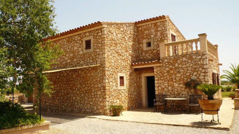 "Die Finca ""Colonia de Sant Pere"" auf Mallorca: Sieht so die Traumimmobilie von Familie Heuel aus Lennestadt aus?"