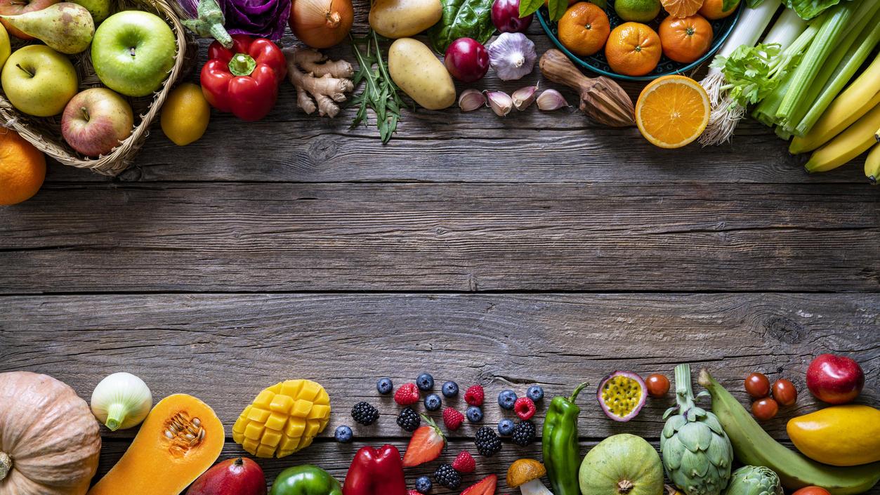 Welches Obst und Gemüse hat in Deutschland im September Saison?