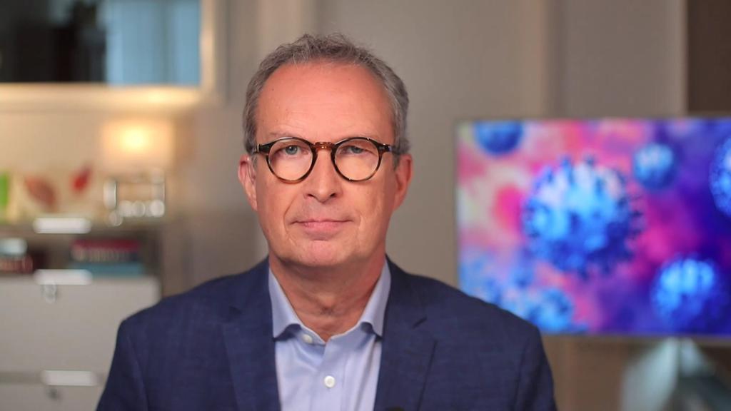 Arzt und Medizinexperte Dr. Christoph Specht