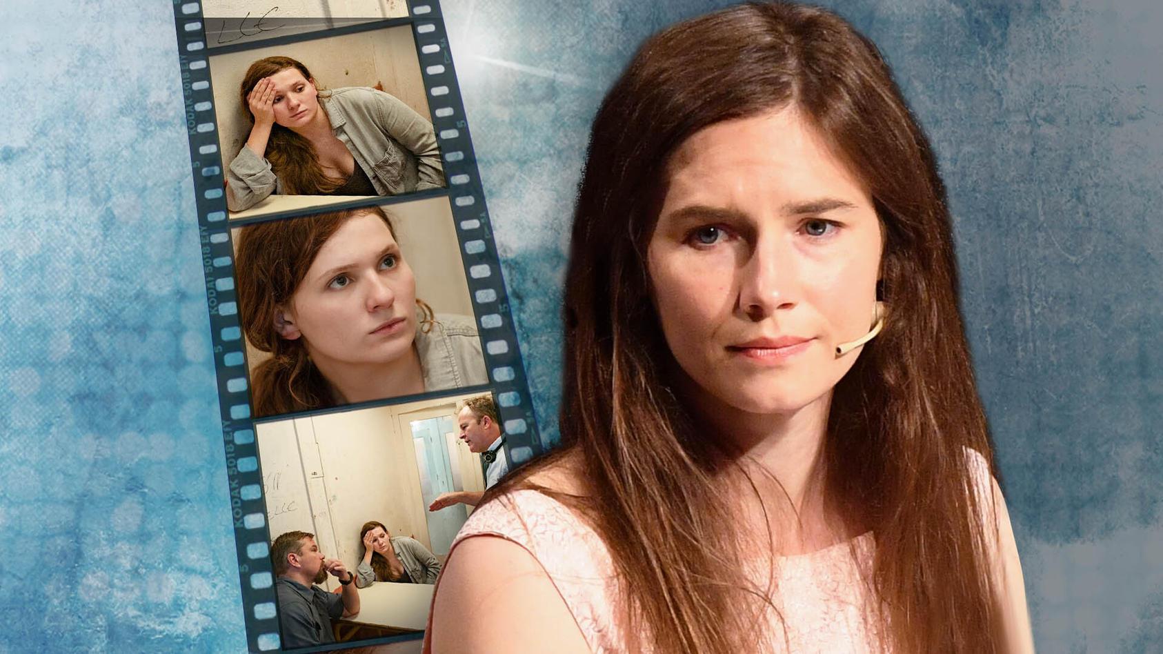 """Amanda Knox findet das mit dem Film """"Stillwater"""" gar nicht lustig"""