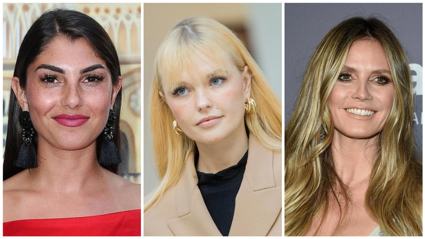 Yeliz Koc, Bonnie Strange und Heidi Klum teilen das gleiche Schicksal.