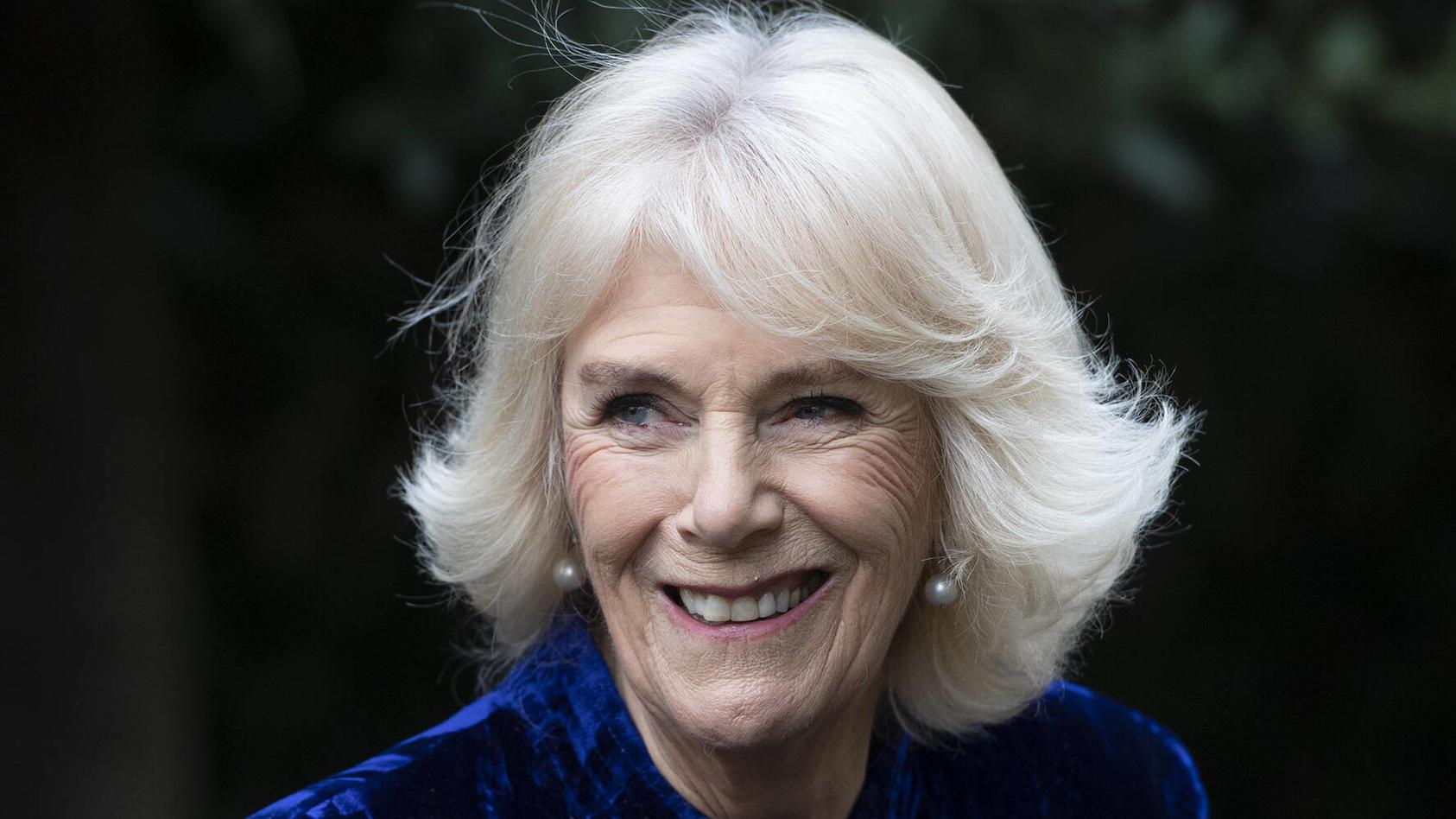 Herzogin Camilla hat gebacken und verrät ihr royales Tortenrezept