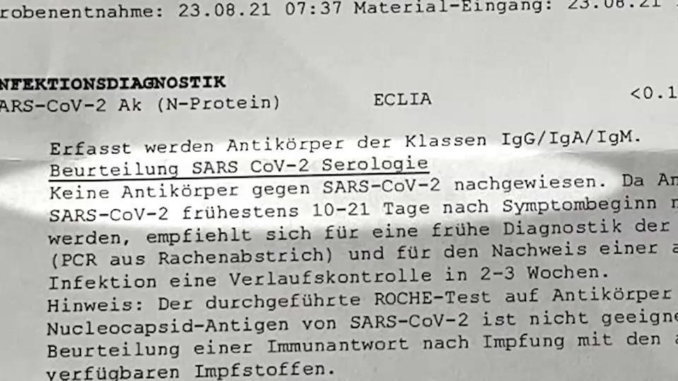Aber viele Urlauber hegen Zweifel an der Korrektheit ihrer Tests – und die werden später in Deutschland sogar noch bestärkt.