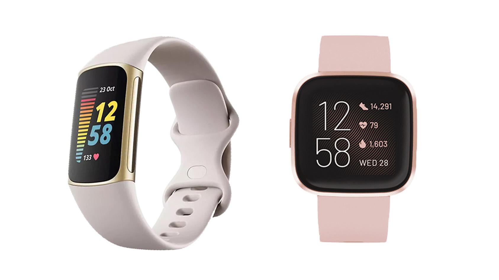 Fitbit: Diese Fitnessuhren liegen ganz vorn im Rennen.