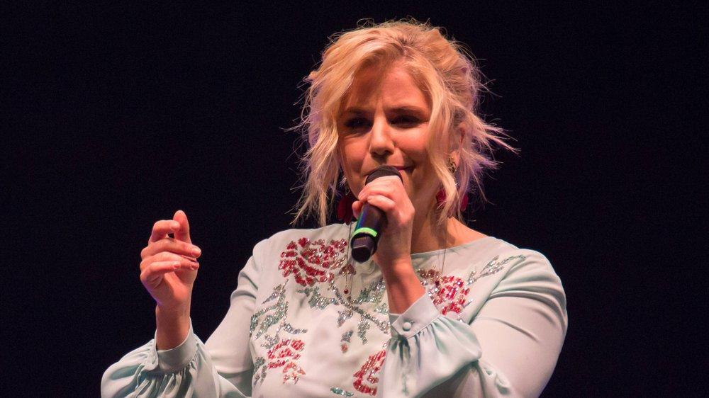 Beatrice Egli hat nun offiziell ihr erstes Nummer-eins-Album in Deutschland abgeliefert.