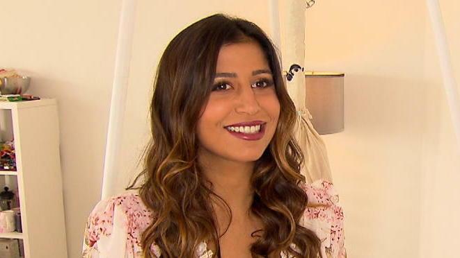 Ex-Bachelor-Kandidatin Eva Benetatou: So viel wiegt sie 2 Monate nach Geburt von Baby George