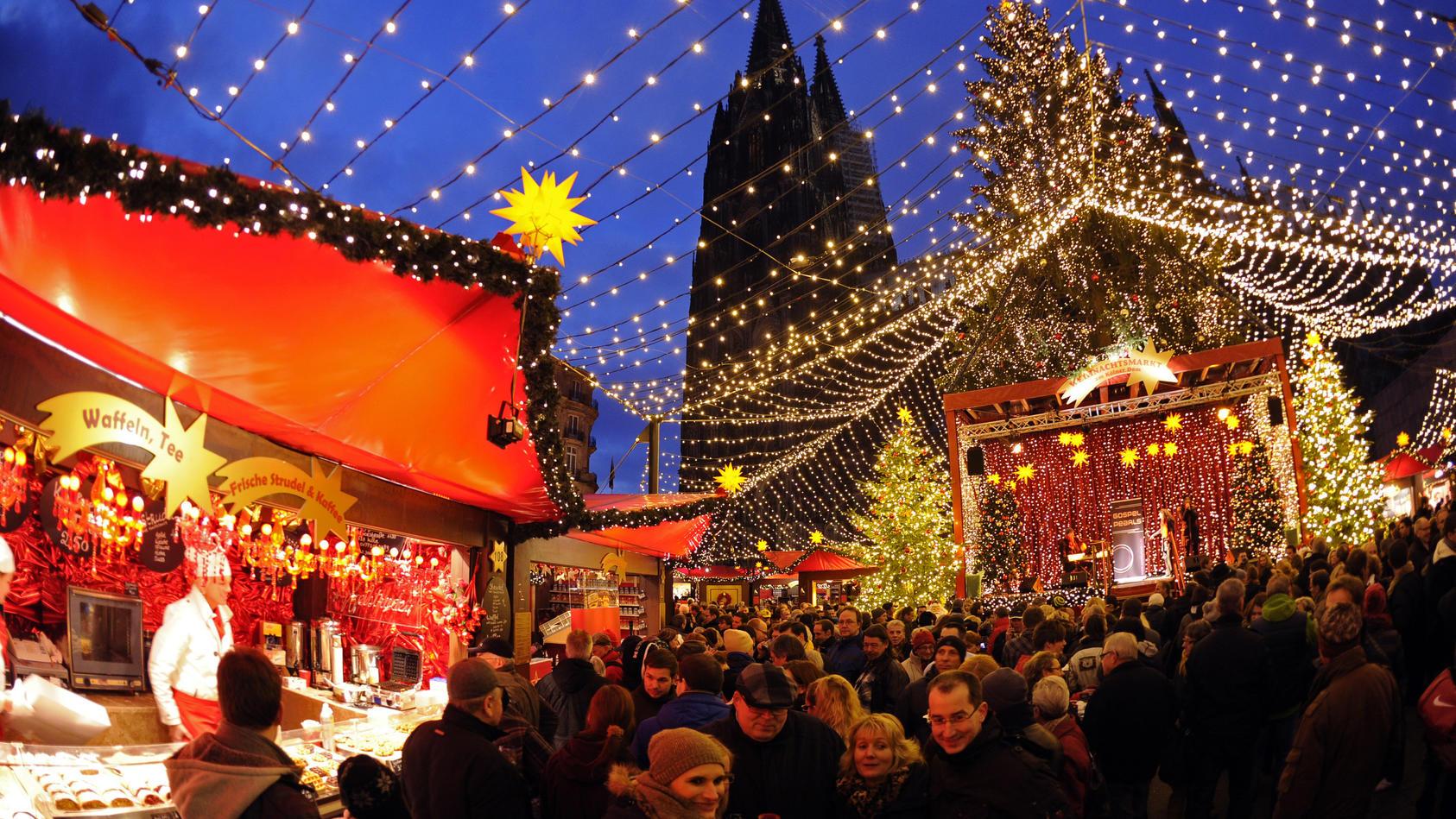 Die Planungen für deutsche Weihnachtsmärkte 2021 laufen schon.