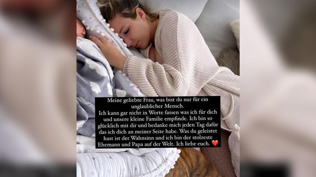 Liebeserklärung von Nik Schröder an seine Jessi Cooper