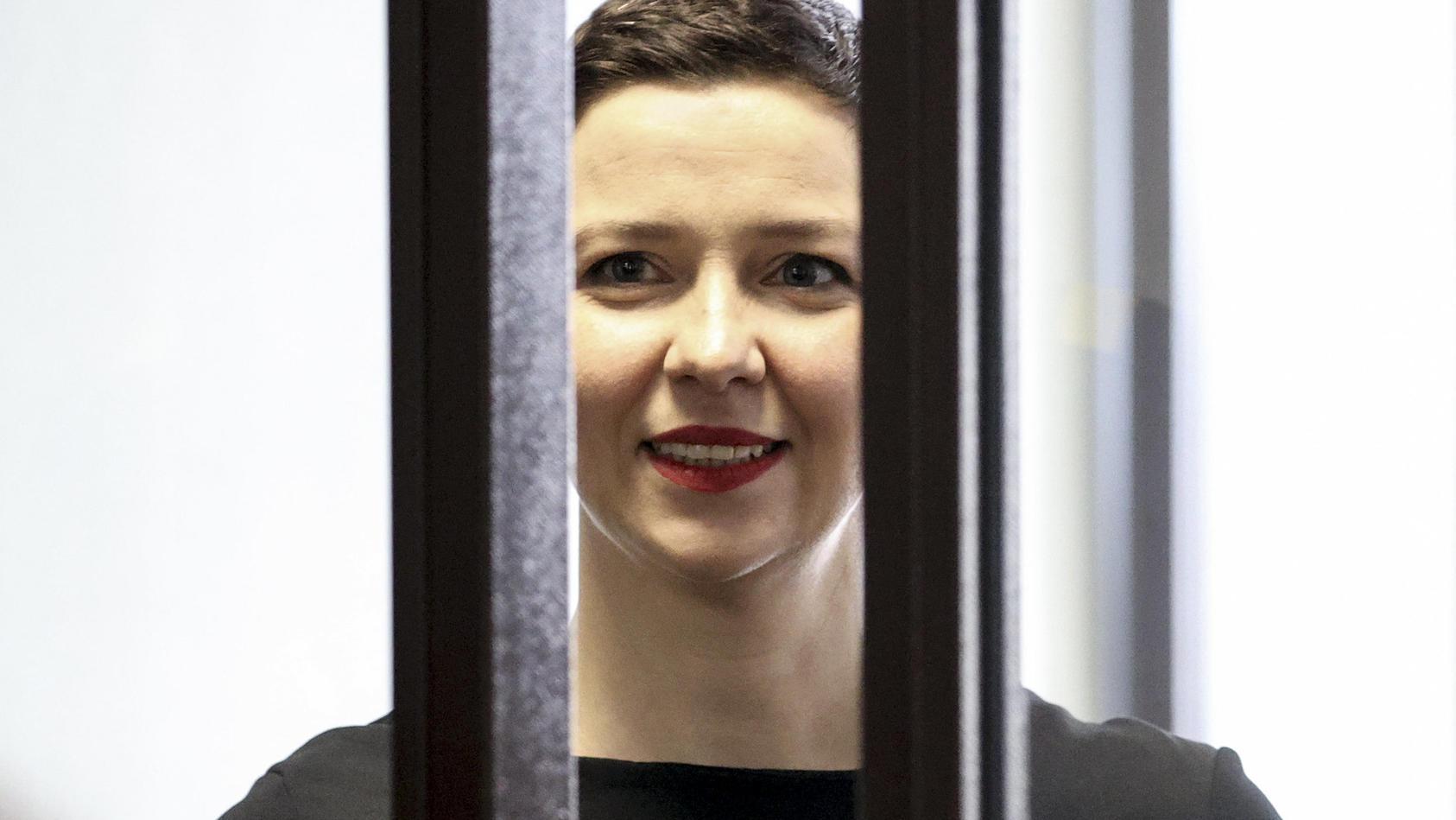 Das Urteil im Prozess gegen die Oppositionelle Kolesnikowa ist gefallen.