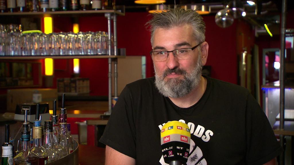 Stephan Fehrenbach: In seiner Bar gilt 2G