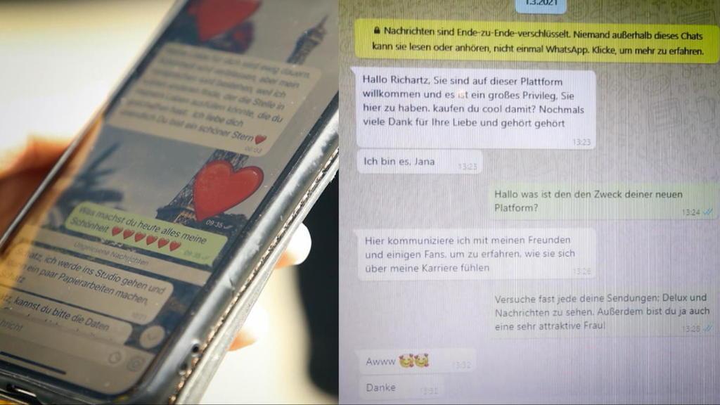 Romance-Scammer betreiben eine Form des Internetbetrugs, bei der gefälschte Profile benutzt werden, um den Opfern Verliebtheit vorzugaukeln.