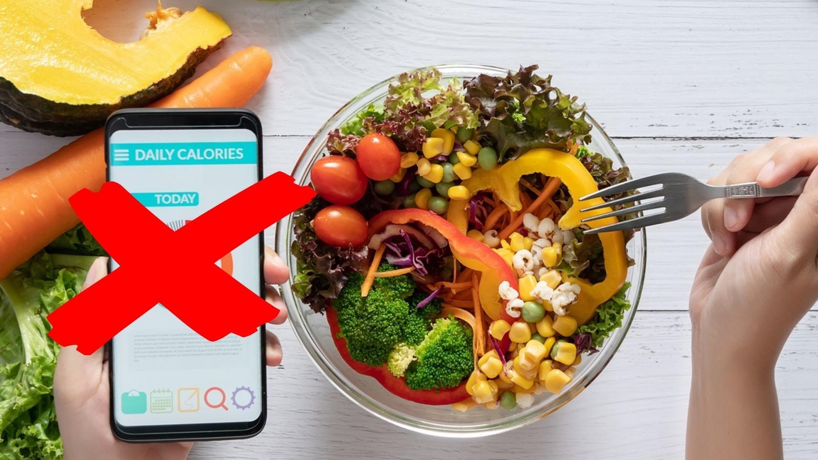 Kalorien zählen? Besser nicht. Wer dauerhaft schlank bleiben möchte, sollte seine Ernährung zwar umstellen, aber sich regelmäßig etwas gönnen.
