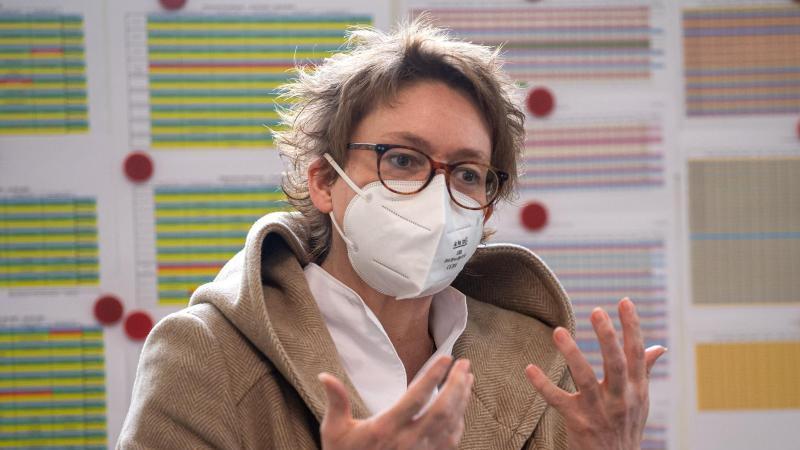Niedersachsens Gesundheitsministerin Daniela Behrens (SPD)