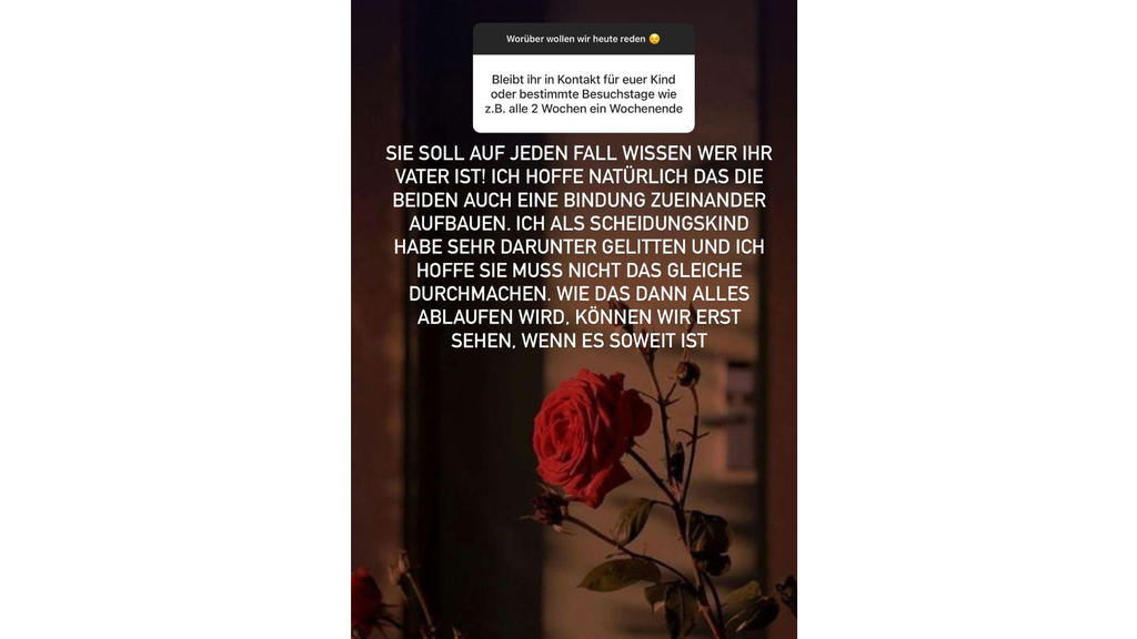 Yeliz Koc beantwortete auf Instagram Fragen zur Trennung von Jimi Blue Ochsenknecht