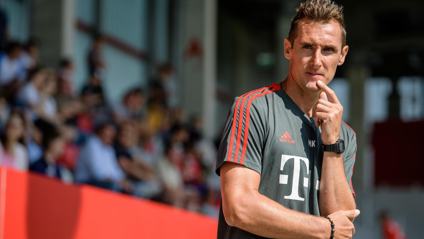 Ex-Weltmeister Miroslav Klose.