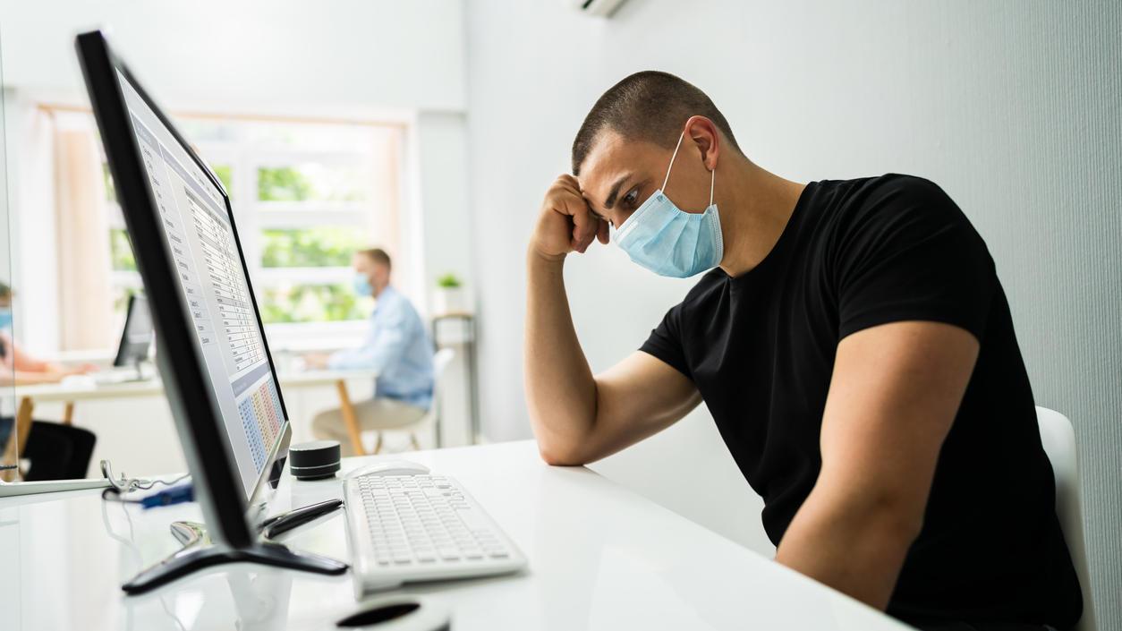 Eine Ansteckung mit Corona im Job wird oft als Arbeitsunfall anerkannt
