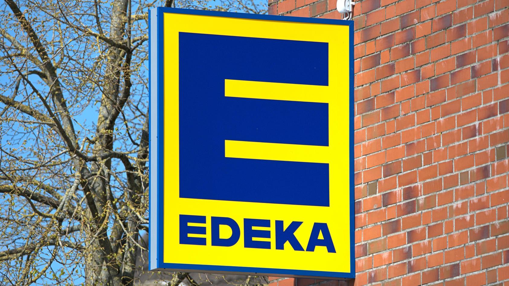 Edeka hat gerade Lieferschwierigkeiten.