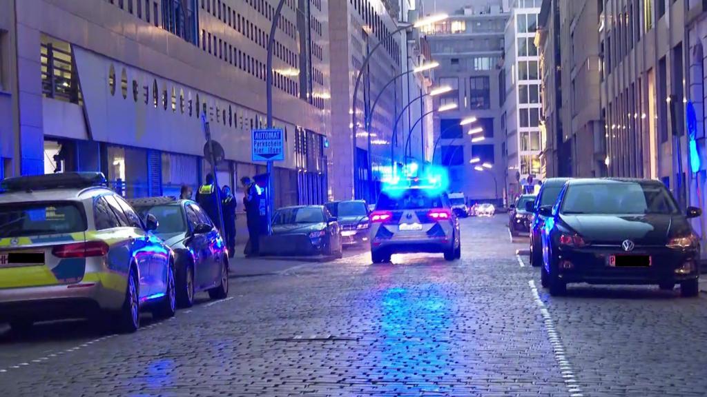 Die Hamburger Polizei kann die Täter festnehmen.
