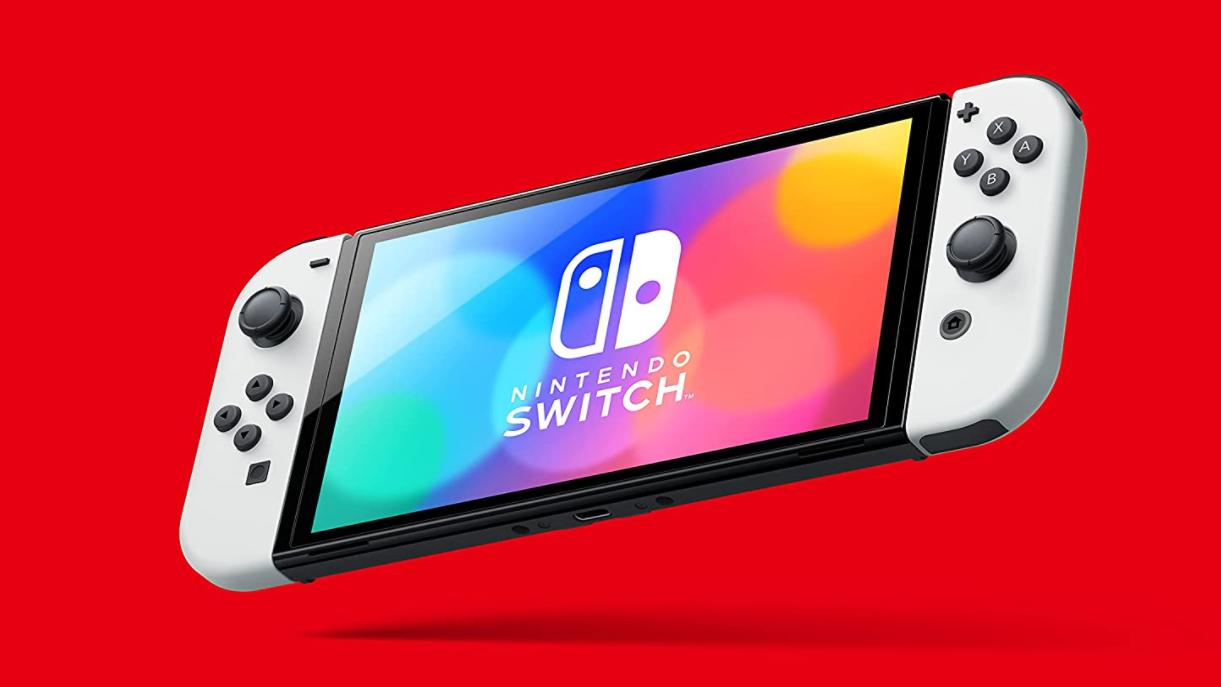 Nintendo Switch: Die OLED-Version ist noch erhältlich!