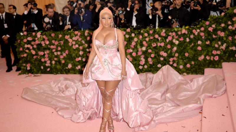 Nicki Minaj: Keine Impfung, keine Met Gala